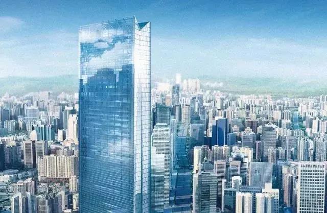 廣州越秀金融大廈